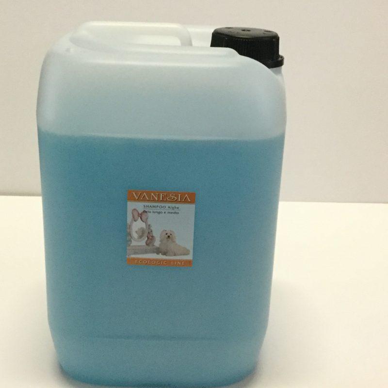 Seaweed Shampoo Vanesia 10L