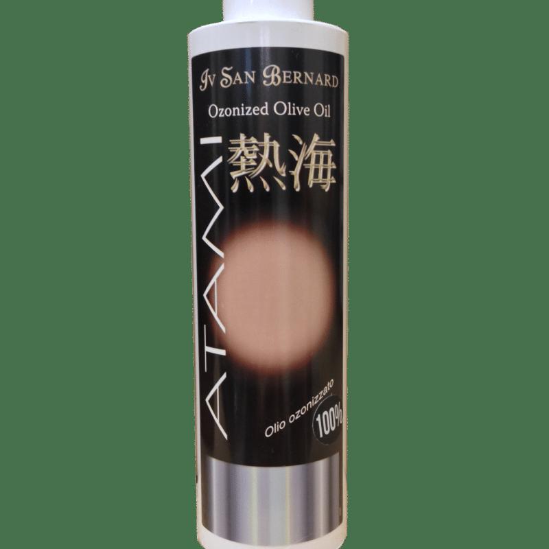 ozonized olive oil 2016